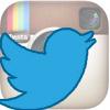 instagramとTwitter連携ができない、連携がはずれた現象が発生中