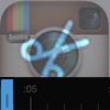 instagramに投稿する動画の時間を60秒以内に編集する方法