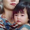 E-girlsのAmiが親子ツーショット写真を公開
