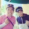 俳優の三浦翔平の顔が小さすぎると話題の写真