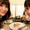 桐谷美玲が貫地谷しほりとのツーショット写真を公開