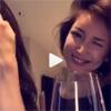 タレントの紗栄子、「かきあげの達人中村アン」のマネ動画を公開