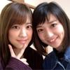 大島優子が女優の福田沙紀とのツーショット写真を公開