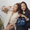 モデルの今井華が大橋リナとのツーショット写真を公開