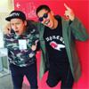 EXILEのAKIRA、JSB山下健二郎とのツーショット写真を公開
