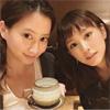 女優の桐谷美玲、河北麻友子とのツーショット写真を公開