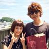 女優の大原櫻子、俳優の三浦翔平とツーショット写真を公開