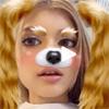 タレントのローラが超絶可愛いワンコに変身した動画を公開