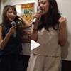 モデルの近藤千尋が芸人横澤夏子とカラオケ熱唱動画を公開