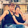 タレントのあびる優、シンプルな夫婦リンクコーデ写真を公開