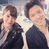 女優の貫地谷しほり、尾上松也とのツーショット写真を公開