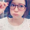 モデルのchay、可愛いと話題のメガネ姿を公開