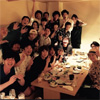 タカトシのタカ、有名人が集まった北海道会の写真公開!大黒摩季やGLAYも!