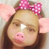 タレントの野呂佳代、加工アプリで豚に変身した動画を公開