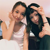 元AKBの前田敦子、板野友美とのツーショット写真を公開