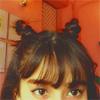 モデルのemma、「ツノ」の様な髪型の写真を公開