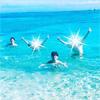 オリラジの藤森、番組ロケで一足先に夏の海を満喫した写真公開