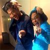 EXILEのAKIRA、芸人永野とのツーショット写真を公開