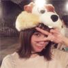 モデルの田中里奈、ディズニーシーに行った時の写真を公開