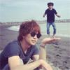 俳優の三浦翔平、山﨑賢人がインスタを始めた事を報告