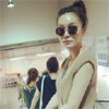 女優の貫地谷しほり、コストコへ買出し時の写真を公開