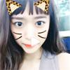 モデルの近藤千尋、加工アプリで周りの人を猫にしてしまう