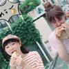 モデルの村田倫子、パンをほおばっている写真を公開