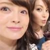 女優の貫地谷しほり、佐藤めぐみ出演のキットカットCM公開を報告