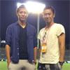サッカー日本代表の香川真司が柿谷曜一朗とツーショット写真公開