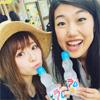 Silent Siren黒坂優香子、芸人横澤夏子と一緒で夏休み気分
