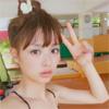 女優の内田理央、水着姿の自撮り写真が天使過ぎると話題