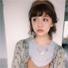 モデルの村田倫子、秋ファッションの衣装とヘアメイクを公開