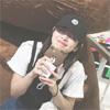 モデルの田中芽衣、ラインストアで楽しむ写真を公開