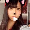 NMB48の白間美瑠、顔加工アプリで猫に変身で「にゃうっっ」
