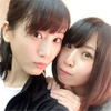 タレントの松井玲奈、SKE48高柳明音とのツーショット写真公開