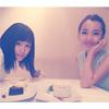 元AKB48の前田敦子が板野友美の誕生日を二人でお祝い