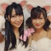 NMB48の白間美瑠、谷川愛梨と猫衣装でにゃんにゃん姉妹