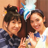 モデルの中村アン、室井滋とのツーショット写真公開