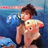 モデルの村田倫子、ファインディングドリー試写会イベントに参加