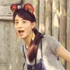 モデルの山本美月、多摩動物園での姿が可愛い