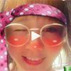 タレントの新垣里沙、顔加工アプリで酔っぱらいに変身動画