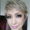 歌手の中島美嘉、金髪ベリーショートで「外国人みたい」