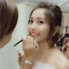 モデルの佐野ひなこ、メイク中の写真が可愛すぎて話題