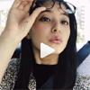 女優の新木優子、移動中に撮った自撮り動画を公開