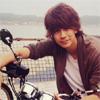三浦翔平がバイクにまたがる姿がイケメン過ぎる