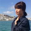 大島優子、海外で撮った写真のファッションがオシャレと話題
