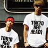 EXILEの黒木啓司、AKIRAと作ったTシャツを着てツーショット