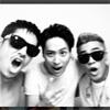 EXILEのAKIRA、JSB山下健二郎とELLYとのスリーショット