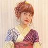 村田倫子、2015年の夏に着た浴衣姿の写真を公開