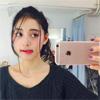 新木優子、舌を出したおちゃめな表情の自撮り写真公開